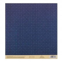 Бумага для скрапбукинга с клеевым слоем «Паттерн», 20 × 21,5 см, 250 г/м