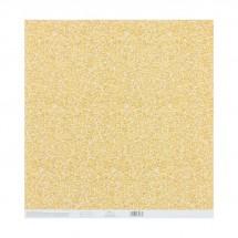 Бумага для скрапбукинга с клеевым слоем «Золотой песок», 30,5 × 32 см, 250 г/м