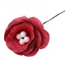 Набор для создания цветка «Завораживающая фуксия», 29.5 × 29.5 см