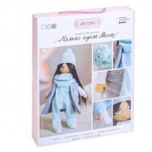 Интерьерная кукла «Молли», набор для шитья, 18 × 22.5 × 3 см