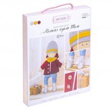 Интерьерная кукла «Том», набор для шитья, 18 × 22.5 × 3 см