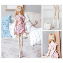 Мягкая кукла «Кейт», набор для шитья 22,4 × 5,2 × 15,6 см