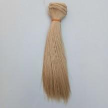 Волосы‒тресс для кукол «Миндальное искушение» набор для декора, длина волос: 20 см, ширина: 100 см
