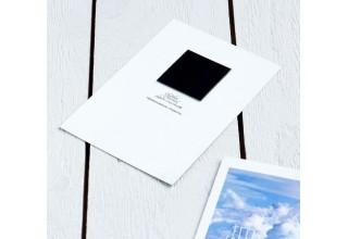 Магнит-квадрат виниловый 0,7 мм, размер 30 х 30 мм (10 штук).
