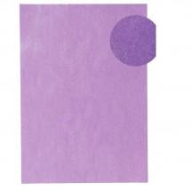 "Бумага для творчества фактурная ""Морозный узор сиреневый"" формат А4, цена за 1 лист"