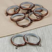 """Подвеска-основа для рукоделия """"Кольцо"""", 5,0 см. Цвет: бронза."""