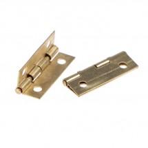 Петля для шкатулки с прямыми углами В-039 (набор из 2 шт.) 1,0 х 2,5 см