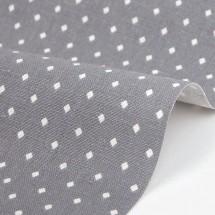 Ткань Dailylike Серый лён. Размер отреза 50х42 см