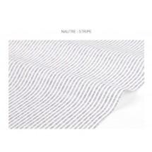 Ткань Dailylike Хлопок Полоски ботаники (Nautre Stripe). Размер отреза 40х44 см